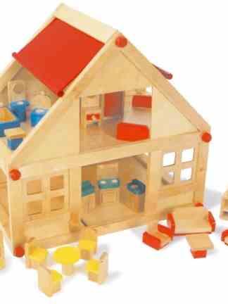Set constructii, vila cu 2 etaje
