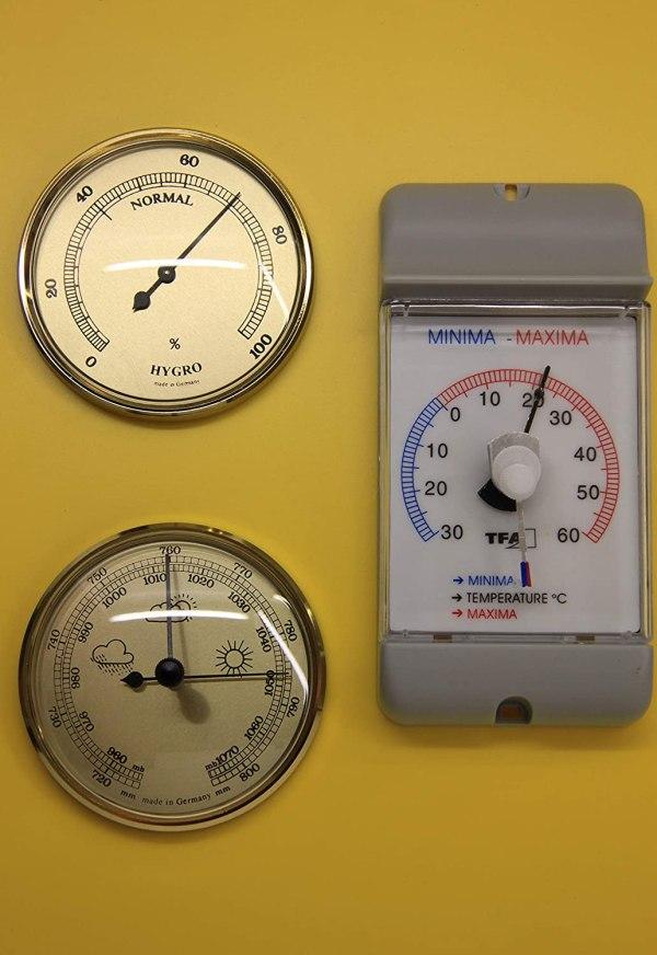 Statie meteorologica scolara 8