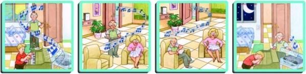 Povestiri amuzante din casa 10