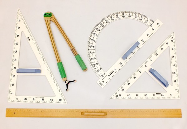Set instrumente pentru tabla (5 buc.) 3