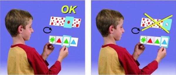 Joc logic - Semne, Lectura timpuire 5