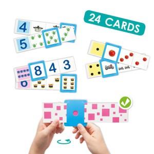 Joc logic - Numere si cantitati 8