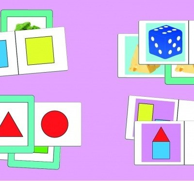 Joc logic - Forme geometrice