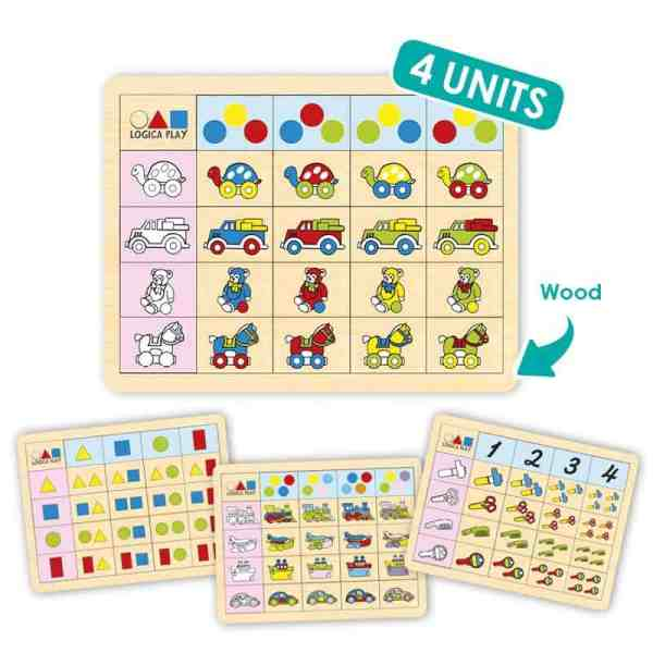 Jocuri Logice 2 4