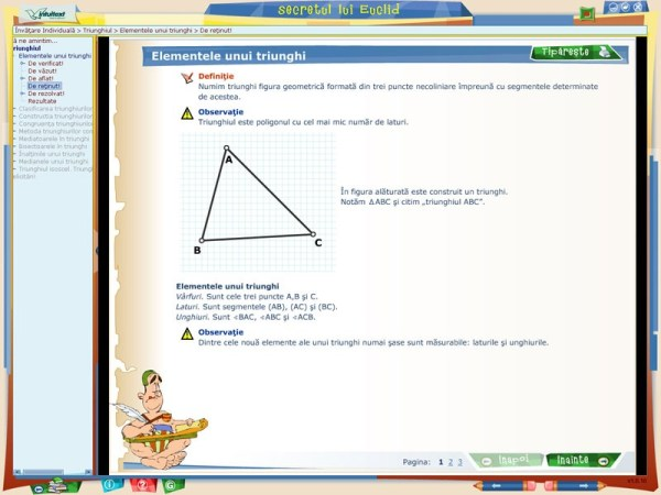 Matematica clasa a VI-a Vol.II - Secretul lui Euclid 5