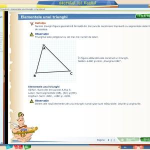 Matematica clasa a VI-a Vol.II - Secretul lui Euclid 9
