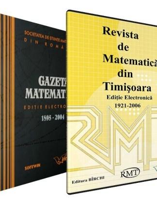 Pachet Excelenta Matematica
