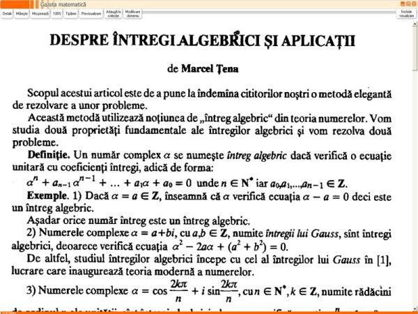 Pachet Excelenta Matematica 4