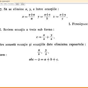 Gazeta Matematica - Editie Electronica 11