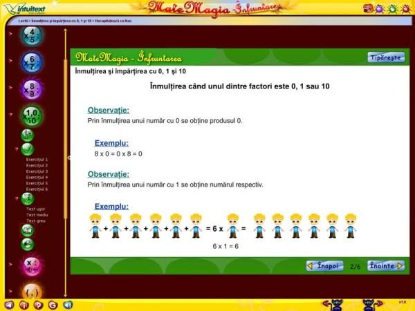 Pachet Matematica clasa a III-a 12
