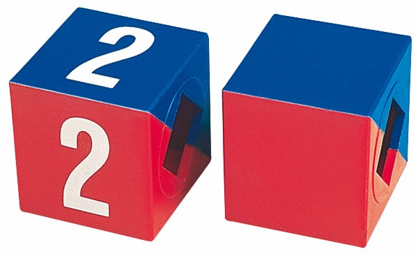 Abac demonstrativ cu cuburi demontabile, pana la 100 6