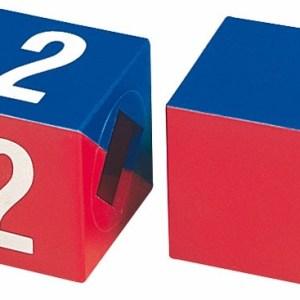 Abac demonstrativ cu cuburi demontabile, pana la 100 10