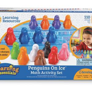 Set de matematica pinguinii pe gheata 18