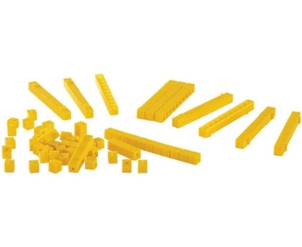Sistemul zecimal - cuburi baza 10 interconectabile 11