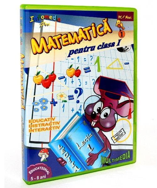 MATEMATICA pentru clasa I - partea 1 4