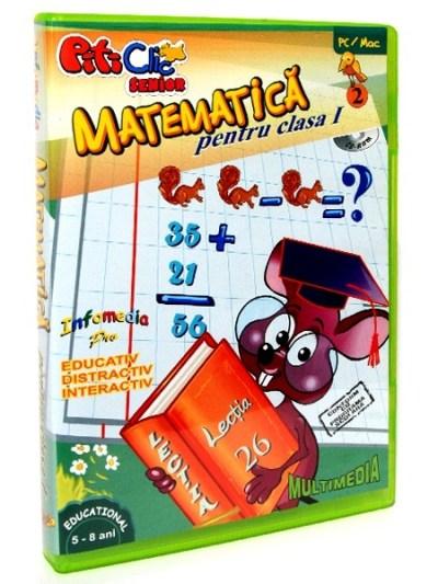 MATEMATICA pentru clasa I - partea 2