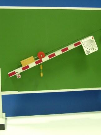 Trusa demonstrativa pentru mecanica, cu tabla magnetica