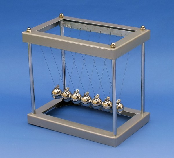 Dispozitiv pentru demonstrarea ciocnirilor elastice 4