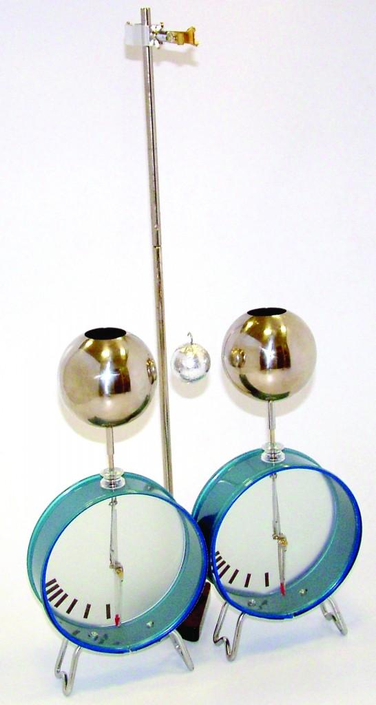 Trusa demonstrativa electrostatica 3