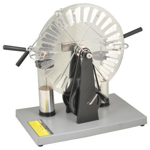 Masina electrostatica Wimshurst 5