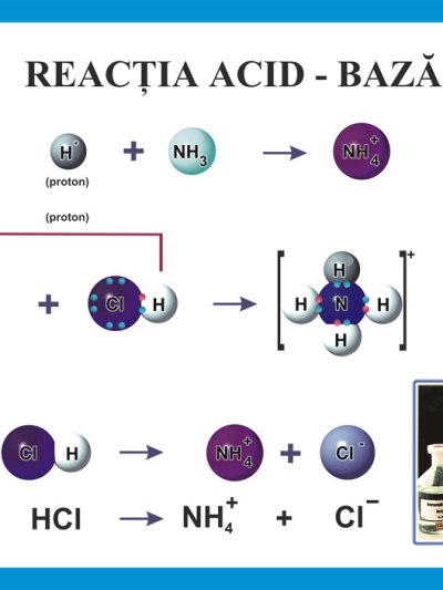 Reactia acid-baza