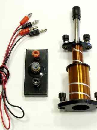 Trusa pentru elevi studiul electromagnetismului