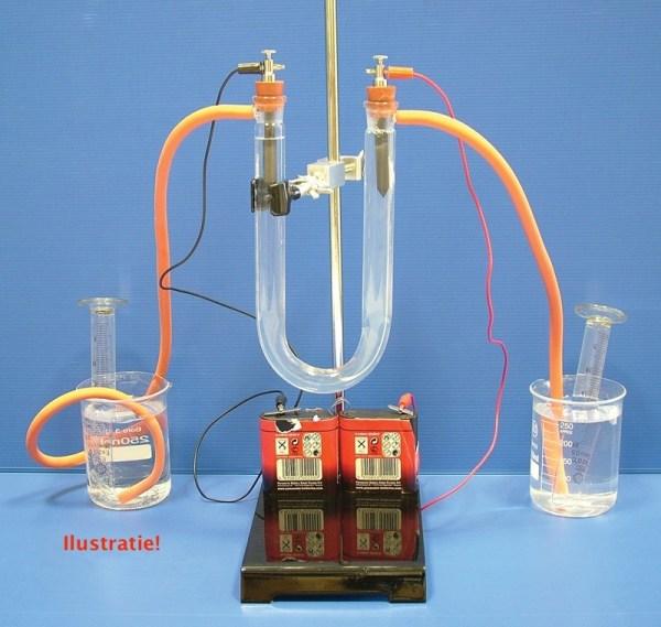 Trusa demonstrativa de electrochimie 5