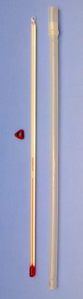 Termometru calibrat, fara indicatii, cu inel indicator 4