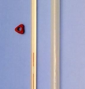 Termometru calibrat, fara indicatii, cu inel indicator 5