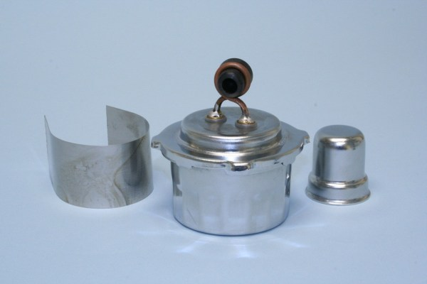 Spirtiera, metal, 100ml 3