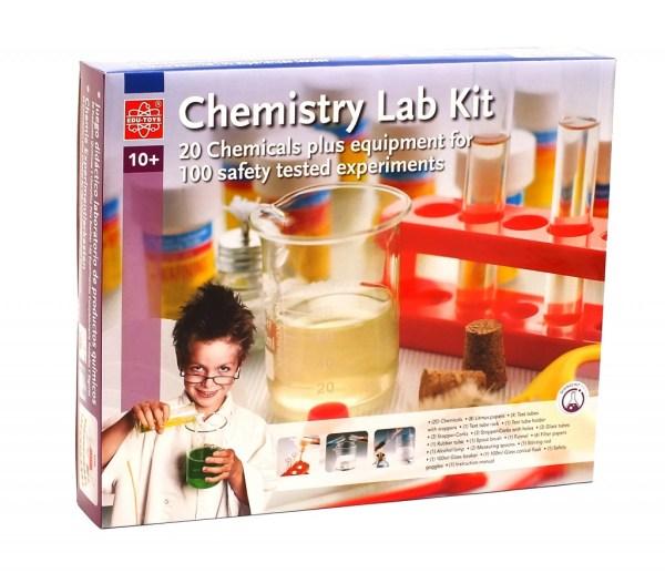 Micul chimist - trusa de chimie pentru elevi 4