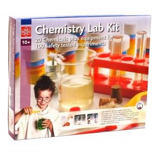 Micul chimist - trusa de chimie pentru elevi 9