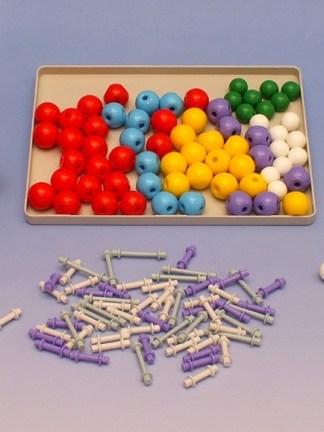 Set pentru modele moleculare de substante organice, anorganice