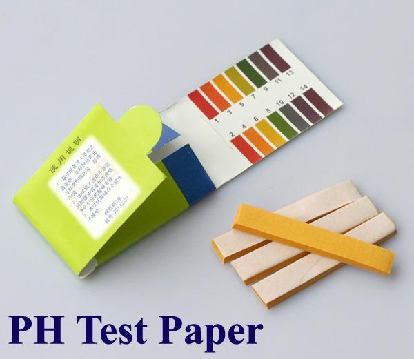 Hartie indicator pH 4