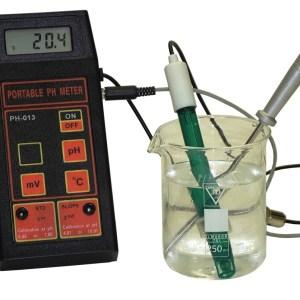 pH-metru de masura portabil pentru pH/mV/Temperatura 6