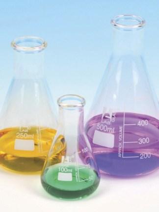 Sticlarie laborator chimie