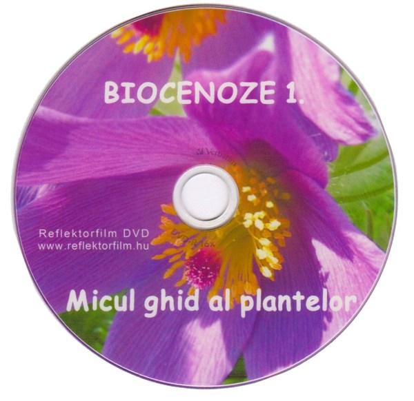 BIOCENOZE 1. Micul ghid al plantelor 5