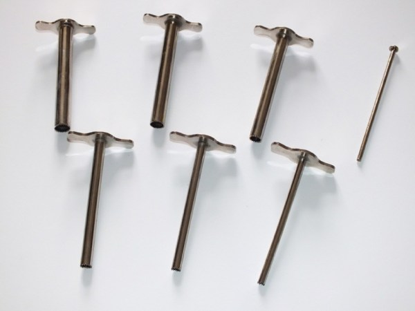 Perforatoare pentru dopuri de cauciuc 3