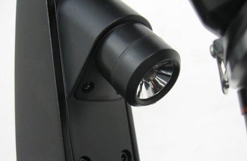 Microscop digital cu ecran LCD 12