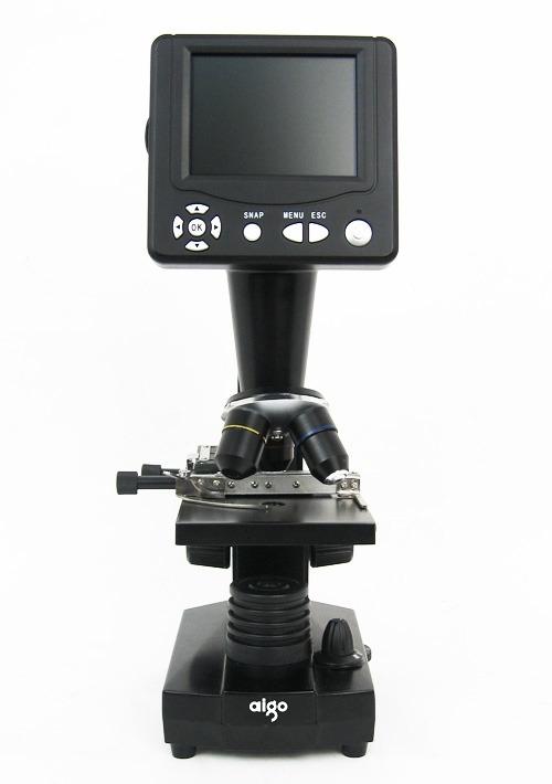 Microscop digital cu ecran LCD 4