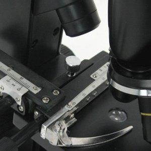 Microscop digital cu ecran LCD 21