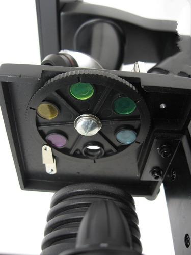 Microscop digital cu ecran LCD 9