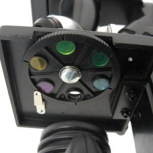 Microscop digital cu ecran LCD 23