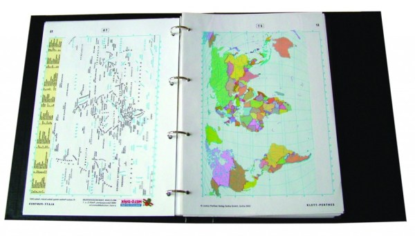 Atlas geografic general 6