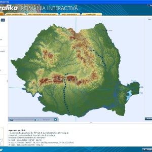 GEOGRAFIKA - Romania interactiva 8