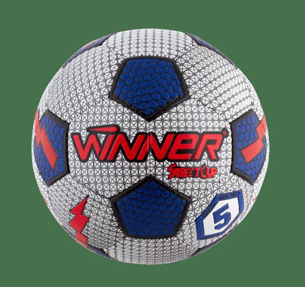 Minge fotbal din material sintetic Street Cup 3