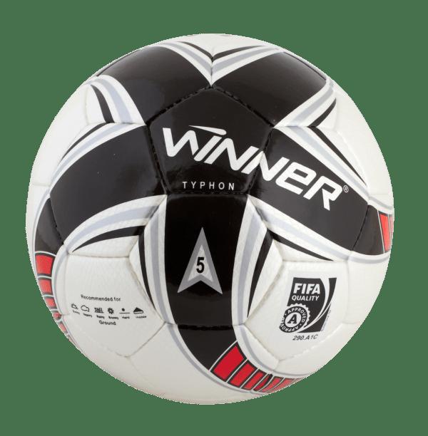 Minge fotbal din material sintetic TYPHON 4
