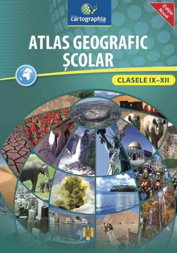 Atlas geografic scolar clasele 9-12 3
