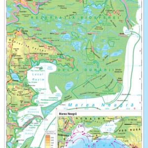 Atlas geografic scolar clasele 5-8 11