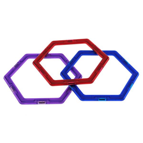 Hexagoane regulate